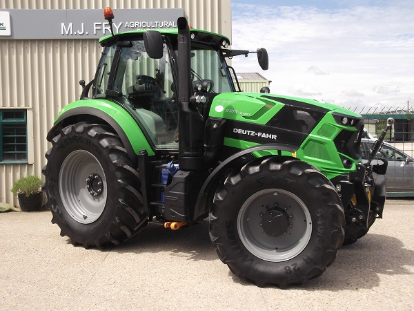 MJ Fry Agricultural Engineers, New and Secondhand Tractors